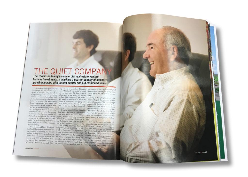BHM BIZ magazine