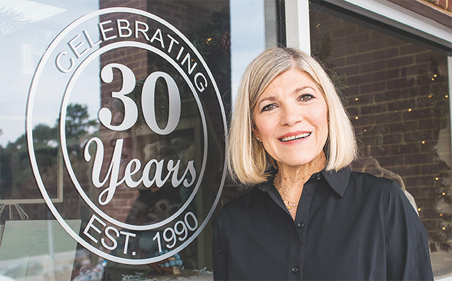 Monogram Plus Celebrates 30 years