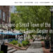 Baxter Town Center featured in Road Trips and Coffee
