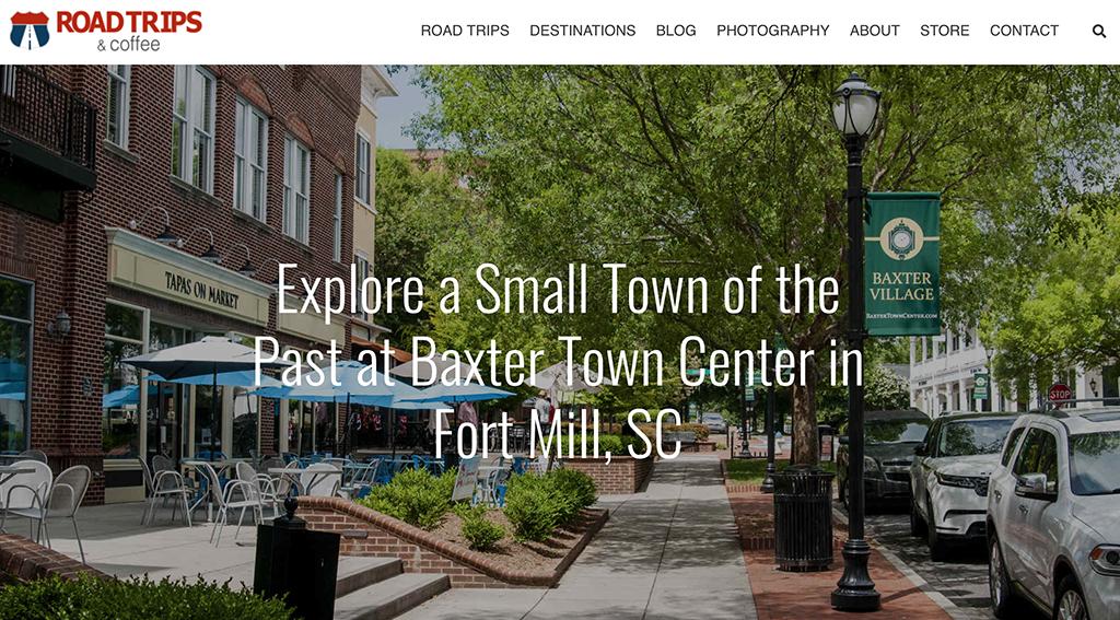 Baxter Town Center